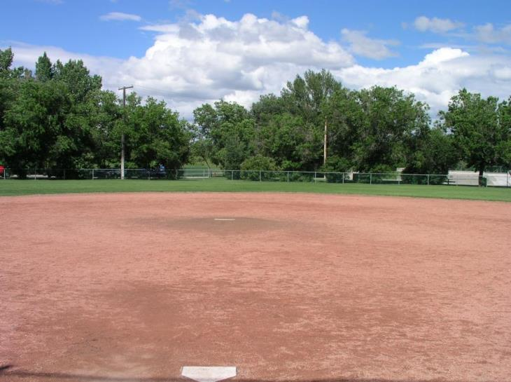 riverdene baseball field