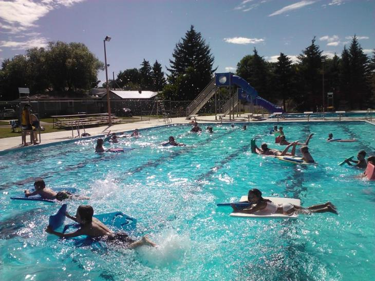 Fairview Pool | Swift Current